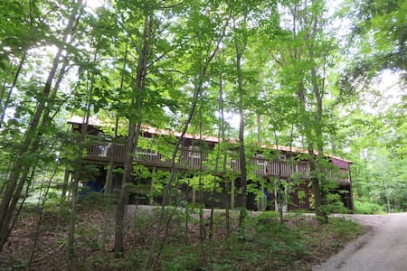 Mississagua Lake Cottage Rental - Kisház