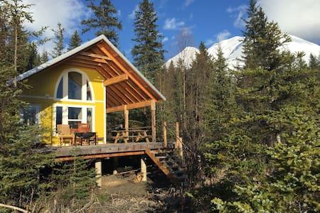 """The Cabins at Kenai Lake- """"Yakutat"""" - Cabanya"""