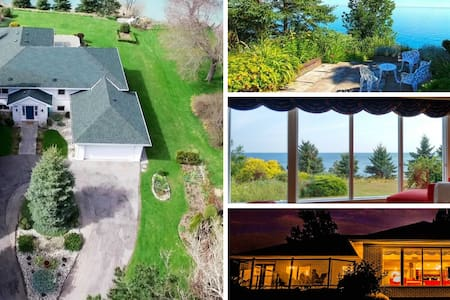 Amazing Waterfront & Wine Country Rental - Lincoln - Haus