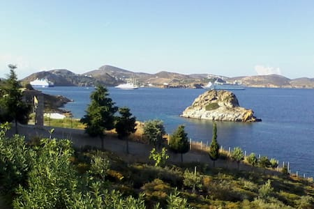 Gardensea appartments - Patmos - アパート