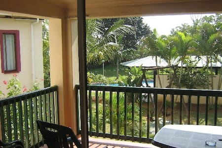 Apartment in St Lucia bordering the Estuary. - Appartement
