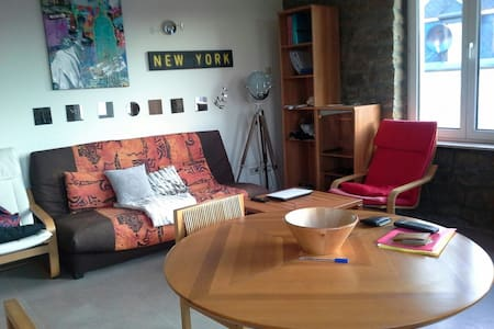 Sofabed for rent in Luxembourg city - Lejlighed