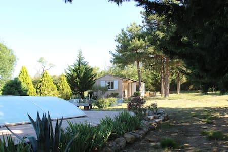 Maison calme    F3-45m²   proche MontpAgglo et Mer - Dom