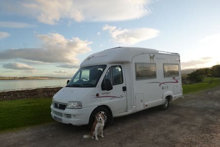Rover Rentals motorhome, based in Inverness - Camper/RV