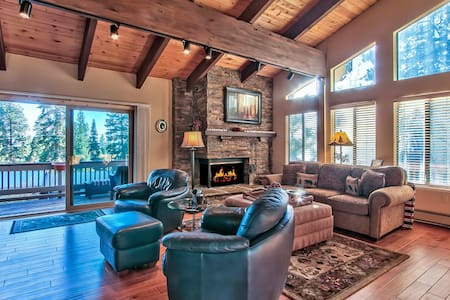 Upscale Incline Village Retreat