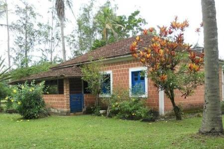 Fazenda Reserva Ecológica Mata Atlântica - Cabana