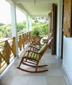 Séjour authentique en Guadeloupe - Ház