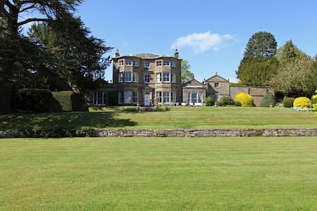 Bakewell Mansion Delightful Twin - Casa