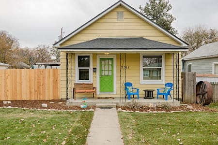 A House-to-Yourself Near the Cool Stuff in Boise - Boise - House