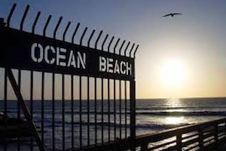 Cozy Ocean Beach Casita - San Diego - Vendégház