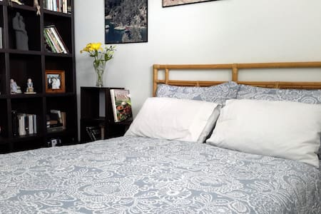 Fresh & Airy Double Bed & Ensuite in City Central - Auckland