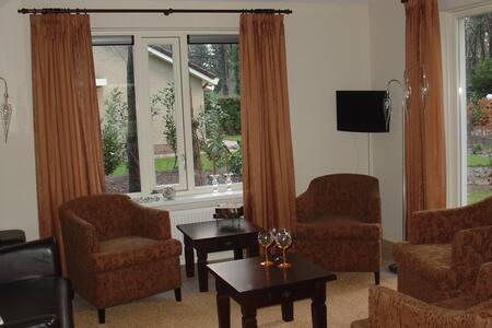 Ruime 8 persoons vakantiebungalow - Zomerhuis/Cottage