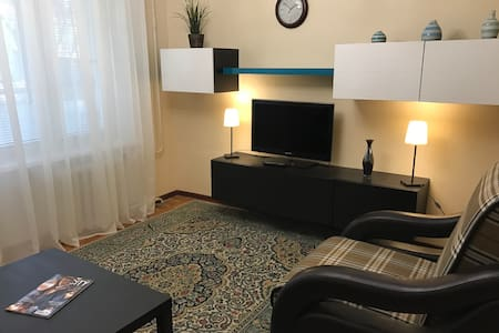 -25%TwoBedrooms  Cozy Apartment near Mosfilm - Lejlighed