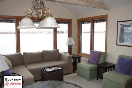 Waterfront Cottage on Sturgeon Bay - Sturgeon Bay - 獨棟