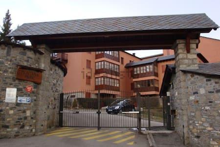 Apartamento cerca de pistas de ski - Apartamento