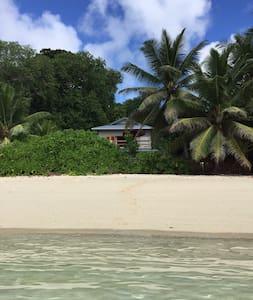 Rose En Mer - Beach Villa - Mahé