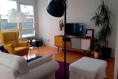 Habitación centro de Lugo - Wohnung