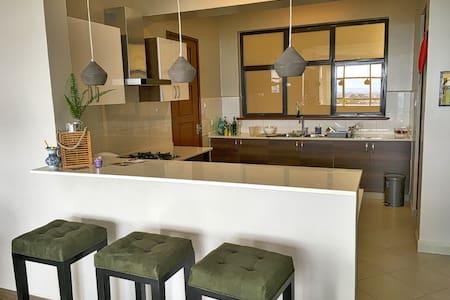 13th floor executive 2BR apartment in Westlands - Nairobi