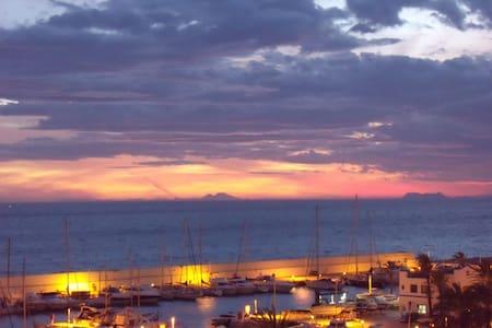 Amazing beach front Apartment in Marbella-WIFI - Marbella