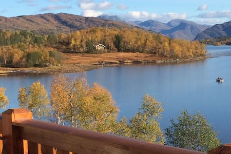 Fjellsetra/Nysætervatnet hyttegrend - Straumgjerde