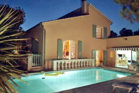 Pretty VILLA  with AIR COND. + POOL in PROVENCE - Orange - Villa