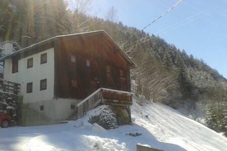 300 Jahre altes Haus in der Natur - Tobadill