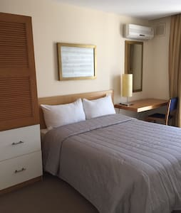 serviced apartment in city center