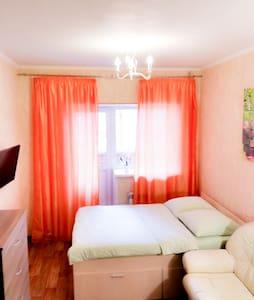 Уютная студия рядом с озером Зеленоград Андреевка - Appartement