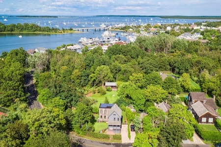 Serene Sag Harbor Village retreat - Sag Harbor - Ház