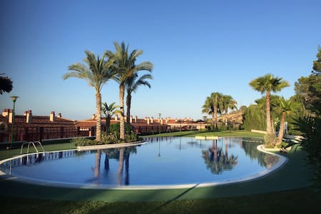 THE POOL OF STARS ( BEACH CARABASI) - Appartement