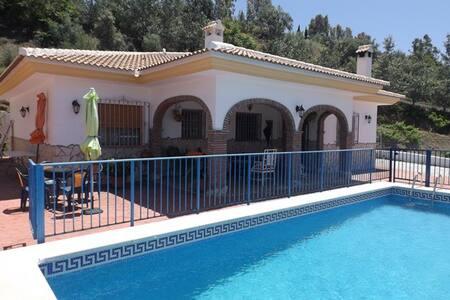 Eco Holiday Home Costa del Sol, Cómpeta - Cómpeta - Bed & Breakfast