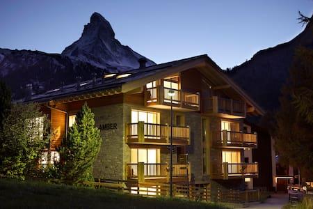 Chalet Amber- 4 bedroom: 114021 - Zermatt