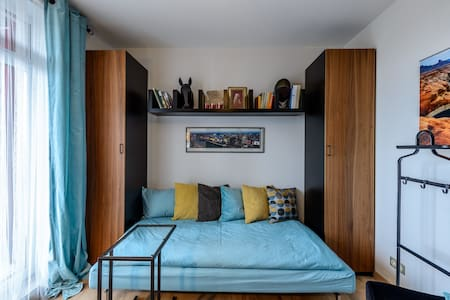 B&B for two in superb appartment in the center - Санкт-Петербург - Wohnung