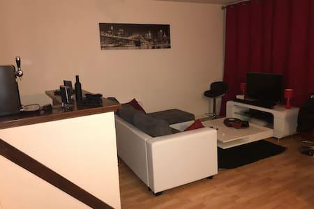 Appartement 2 pièces - Apartemen