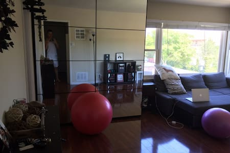 Remodeled room in Palms/CulverCity - Los Angeles - Apartment