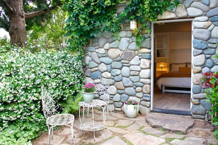 Cozy Downtown Private Studio - Nevada City - House