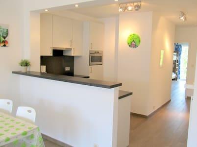 Leuk modern vakantie appartement Oostduinkerke bad - Lakás