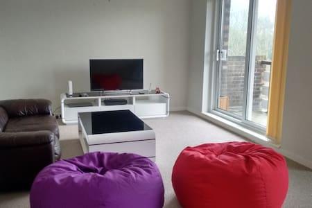Bright, clean & spacious flat - Apartment
