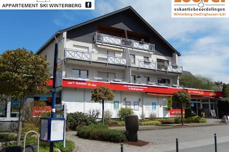 Cozy 4-5 person appartment close to Winterberg - Leilighet