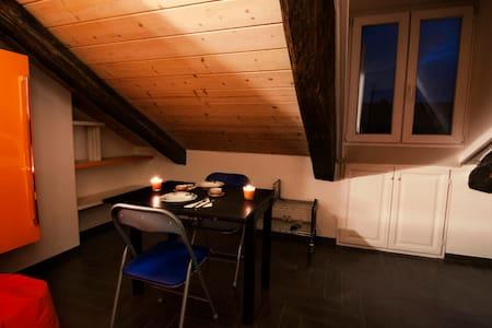 Mansard Belfiore Turin Centre - Torino - Apartment