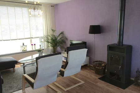 Comfortable rooms, close to center/trainstation - Doetinchem