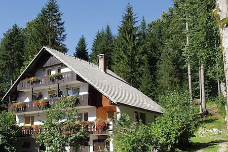 Apartments & room Destina Bohinj 2 - Wohnung