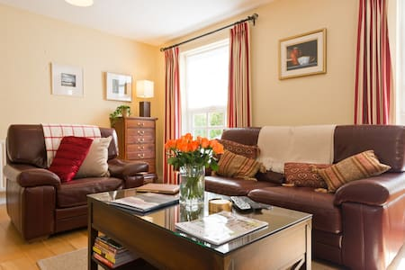TWIN ROOM close to the Phoenix Park - Castleknock - House