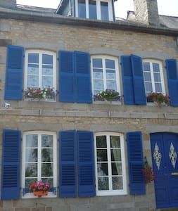 CHARMING MANOR HOUSE - MONT-ST-MICHEL - Antrain - House