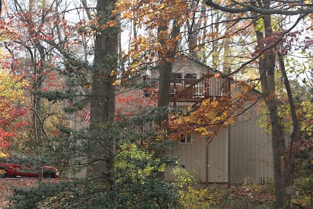 Apartment in the Trees - Dunkirk - Byt