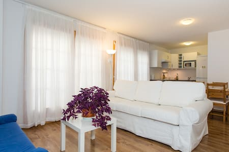 2 room apartment near Lausanne - Appartement
