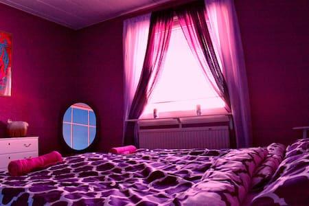 Purple room - Villa