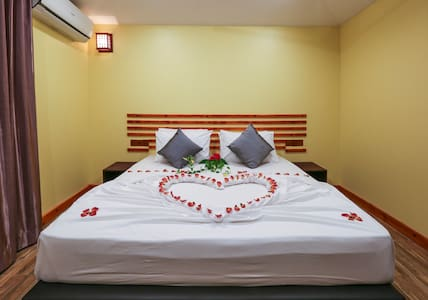 Double Room - Rasdhoo - Bed & Breakfast