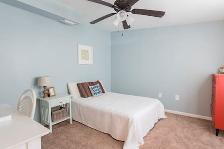 The Blue House (Private Room) - Tampa - House