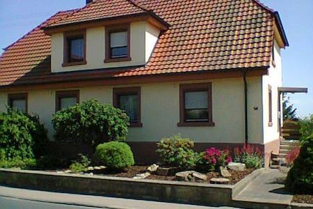 Gästezimmer in Hardheim zu vermieten - Outro